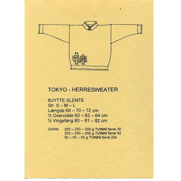 Tokyo (herre) - Marianne Isager
