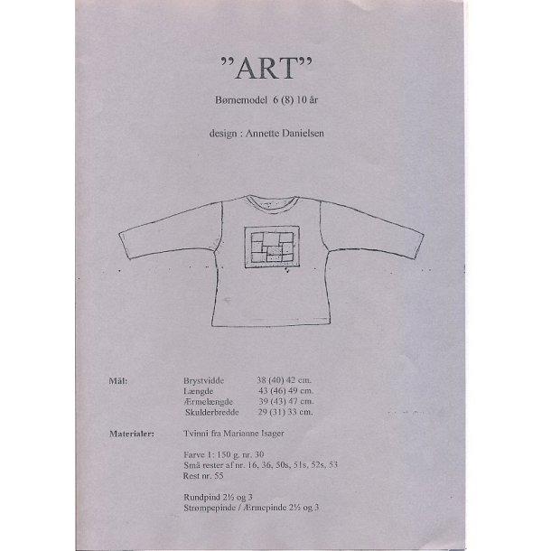 ''Art'' - børn - Marianne Isager