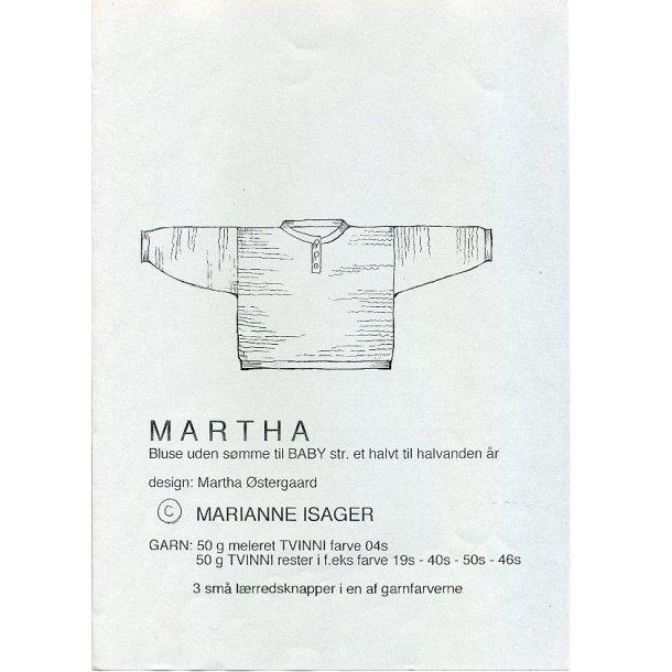 Martha - børn - Marianne Isager