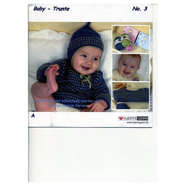 Baby/børnehæfte nr. 03