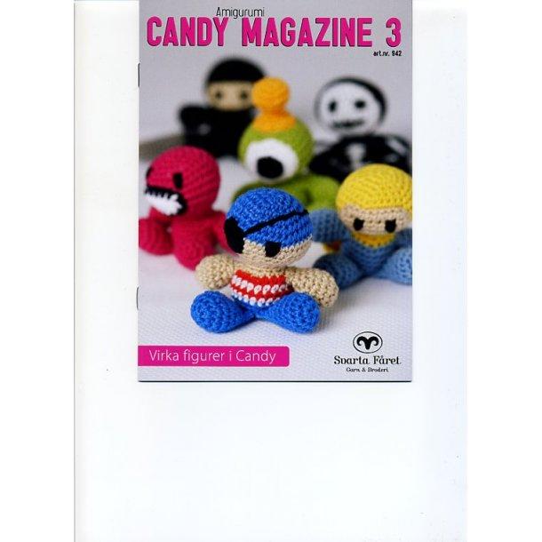 Candy nr. 3 (Amigurumi)