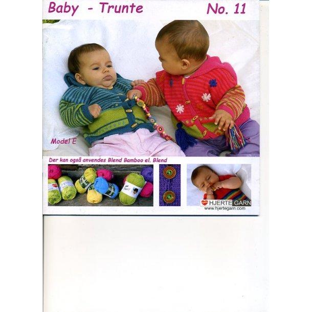 Baby/børnehæfte nr. 11