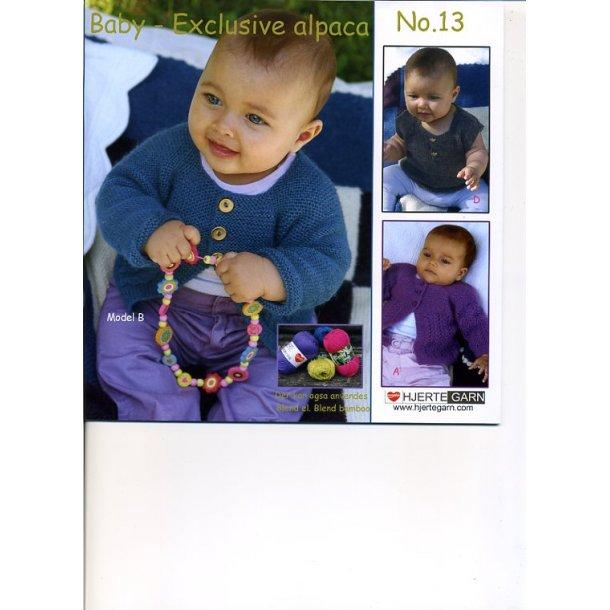 Baby/børnehæfte nr. 13