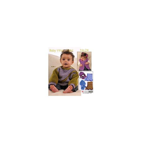 Baby/børnehæfte nr. 24