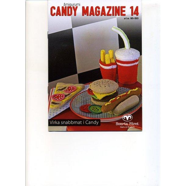 Candy nr. 14 (amigurumi)