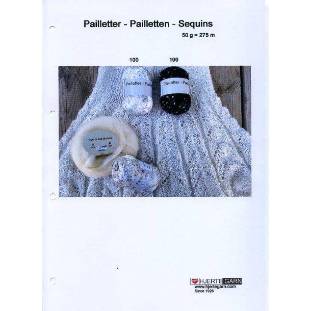 Pailletgarn