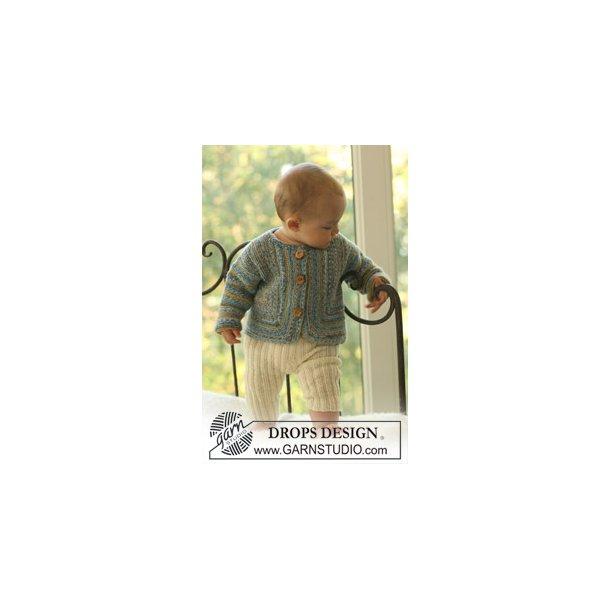 Fabel: babyjakke, BABYDROPS nr. 18-25