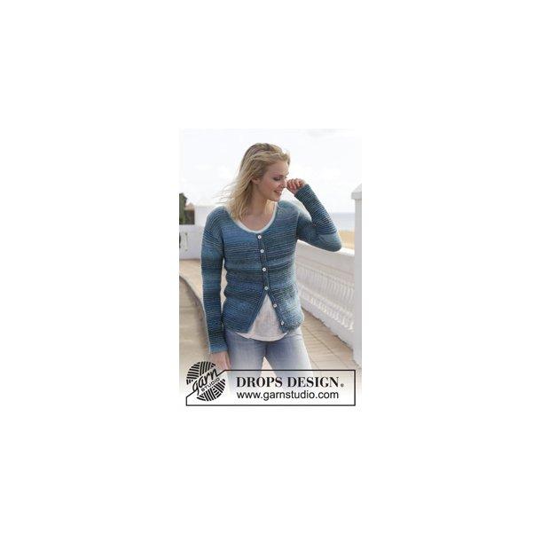 Fabel/Delight: trøje, DROPS nr. 153-7