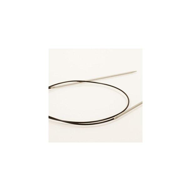 DROPS Basic Aluminium Rundpinde 60 cm