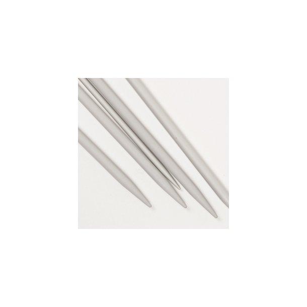 DROPS Basic Aluminium Strømpepinde (20 cm)